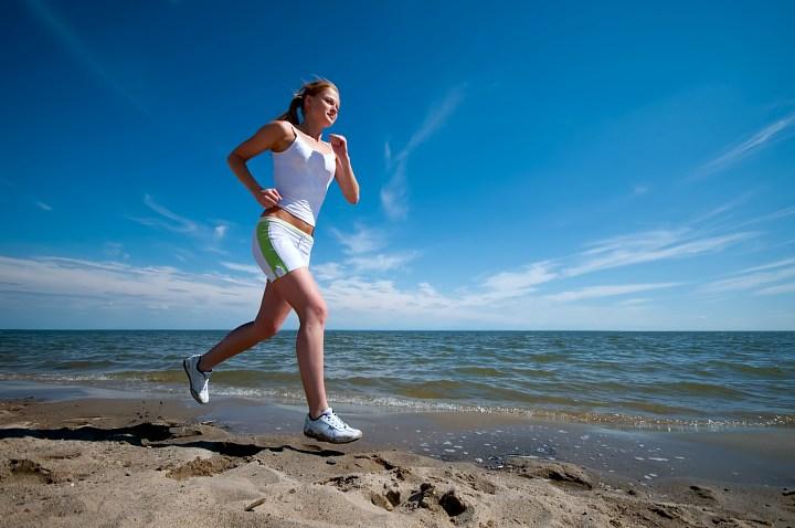 Bieganie może przynieść bardzo wiele korzyści.