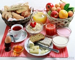 Propozycje śniadaniowe