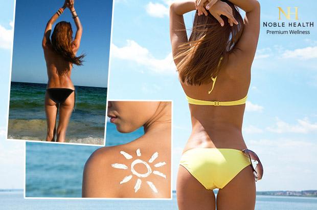 6 prostych trików jak dobrze prezentować się na plaży