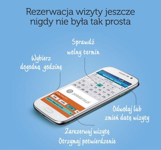 Mobilna aplikacja dla lekarzy